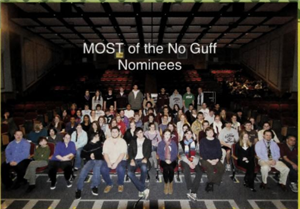 Most of the No Guff Nominees from 2010