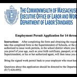 Work Permit Logo