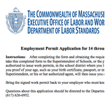 Department of Labor Standards Thumbnail